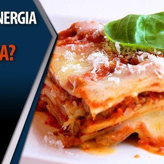 Gian Mario Migliaccio | L'energia di una Lasagna basta per Correre?