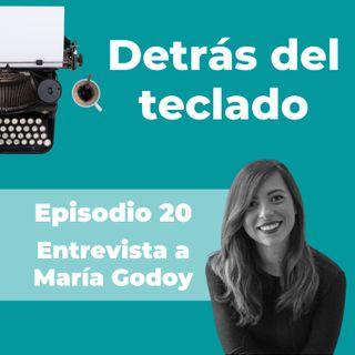 020. Entrevista a María Godoy, copywriter y transcreadora
