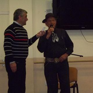 Roberto Rodriguez en el Curandero