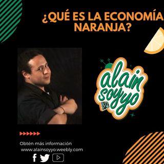 ¿Qué es la economía naranja?