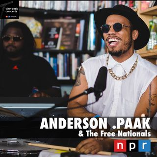 Anderson .Paak & The Free Nationals - Acoustic Live at NPR Music Tiny Desk Concert | Full Concert | Full Show | Extended Set
