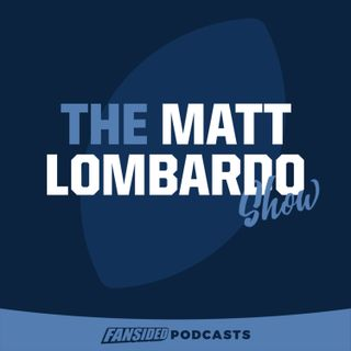 Matt Lombardo Show: NFL Draft big winners, Aaron Rodgers rumors, Panthers' Yetur Gross-Matos, Ravens' Devontae Harris join
