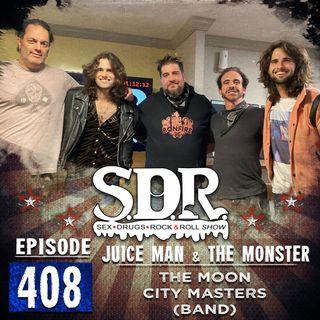 The Moon City Masters (Band) - Juice Man & The Monster