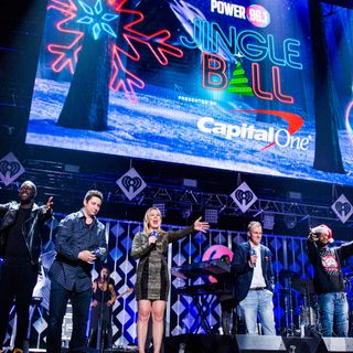 We drop the 2018 Jingle Ball lineup & a guy tries to trade us a monkey (for real).