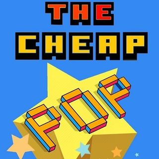 The Cheap Pop Podcast Ep.53 (Invincible, MK & Bad Batch)
