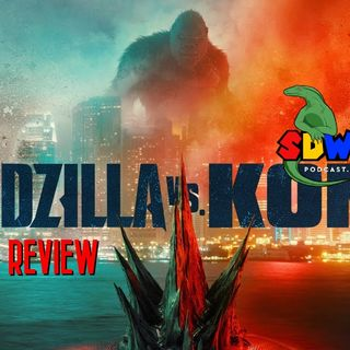 Godzilla VS. Kong - Review