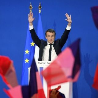 Macron faces Le Pen for French Presidency