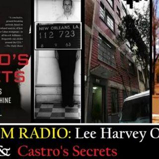 QUORUM RADIO-Episode III Castro's Secrets-Oswald in Mexico