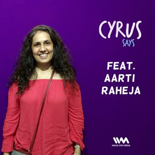 Ep. 178 feat. Author Aarti Raheja