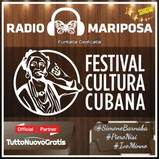 Aspettando il Festival Culturae Dominicana -112esima Puntata di Radio Mariposa Show