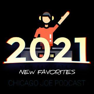 Episode 39 - New Favorites 2021