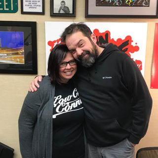 Brian Oake Show - Ep 31 - Jill Riley (Yes, The Current's Jill Riley)