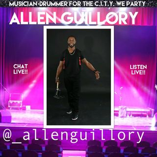 THE TOUR:SPECIAL GUEST ALLEN GUILLORY