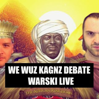 Tommy Robinson Arrested – Call-Ins – WeWuzKangz Debate – Warski Live – Jay Dyer Pt 2