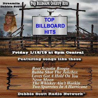 TOP BILLBOARD COUNTRY HITS 1992 !!  1-18-19
