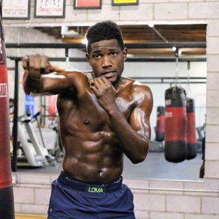 Ringside Boxing Show: Erickson Lubin has the head, the hunger, and the hammer to rule at 154 pounds