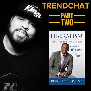 "Ep. 61 - Part 2 With Burgess Owens And Thoughts On Eminem, ""Boy"" Scouts And More"