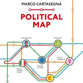 """Marco Cartasegna """"Political Map"""""""