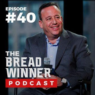 David Meltzer || Episode #40 || The BreadWinner Podcast ft. Tyler Harris