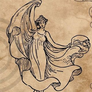 La dama del viento