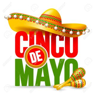 HAPPY CINCO DEY MAYO