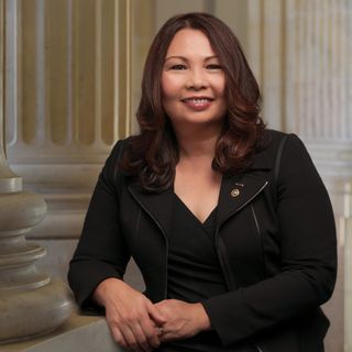 Ep. 10 - Senator Tammy Duckworth