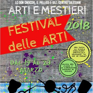Puntata sul Festival delle Arti a cura della 3F