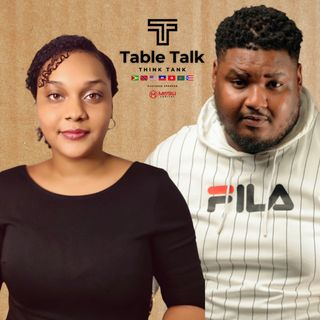 Table Talk Think Tank Original - One Guyana with Stanley Ming x Eric Phillips by Azariel Giles & Martin Massiah