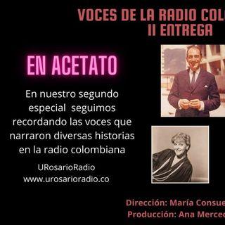 Las mejores voces de Colombia: segunda parte