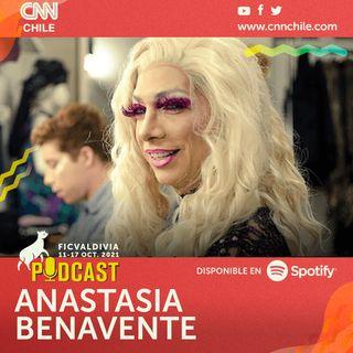 ANASTASIA BENAVENTE 🎧 Q&A Podcast 28º Festival Internacional de Cine de Valdivia