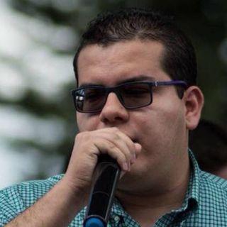 Daniel Silva Un alternativo por la asamblea