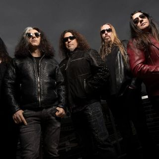 TESTAMENT Still Titans of Metal