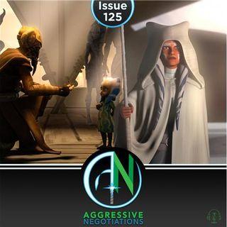 Issue 125: The Journey of Ahsoka