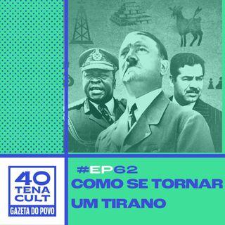 """Quarentena Cult #62: """"Como Se Tornar um Tirano"""" expõe crimes do comunismo na Netflix"""