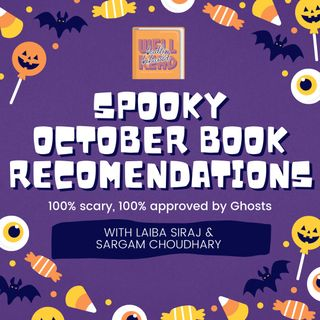 S02 E01 Spooky October reads