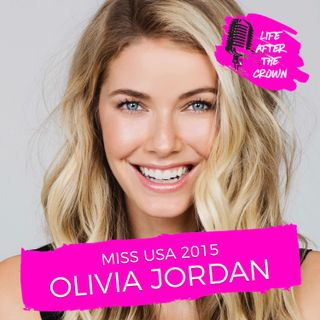 Miss USA 2015 Olivia Jordan - How I Prepared For Miss USA and Landed The SI Swimsuit Issue