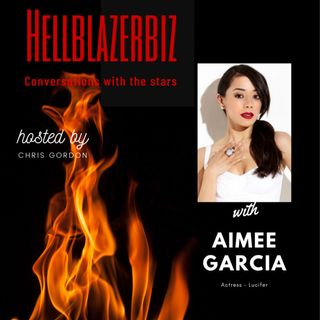 Lucifer actress Aimee Garcia talks to me about being on the hit show