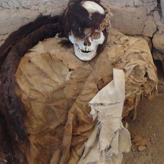 224 - Cose Molto Morte. Ai morti crescono i capelli?