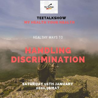 Handling Discrimination Episode 84 - Sanusi Rebecca's podcast