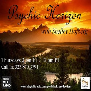Psychic Horizon Show ~ Special Guest: Carl Young ~ 19April2018