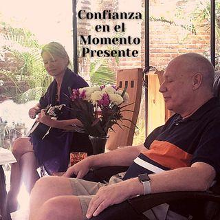 """""""Confianza en el Momento Presente"""" - Co-Living en La Casa de Milagros con David Hoffmeister y Svava Love.  - Traducción al español"""