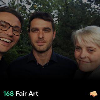 SNACK 168 Fair Art