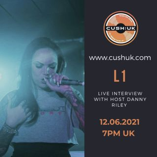 The Cush:UK Takeover Show - EP.187 - The RRR Show With Special Guest L1