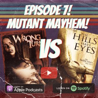 Mutant Mayhem! Wrong Turn VS The Hills Have Eyes!