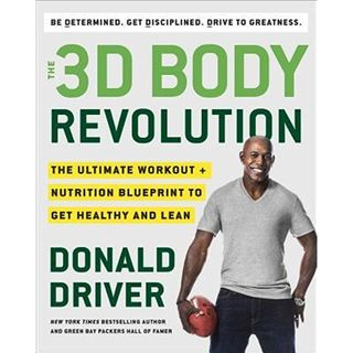 Donald Driver 3D Body Revolution