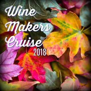 Episode 34: Wine Maker's Cruise 2018 and Bonus Nevis Material with Keith and Martha Powell