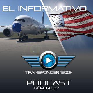 Resumen Informativo 23 | enero | 2021 – Podcast 67