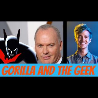 Batmen and Streamer Options - Gorilla and The Geek Episode 23