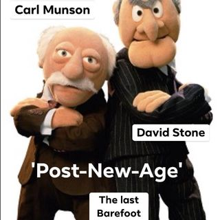 David Stone on the (Last) Barefoot Broadcast with Carl Munson