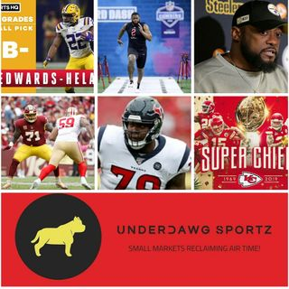 UnderDawg Sportz 2020 NFL Draft Continues